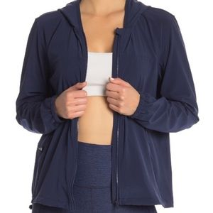 NWT! Outdoor Voices Navy Jacket